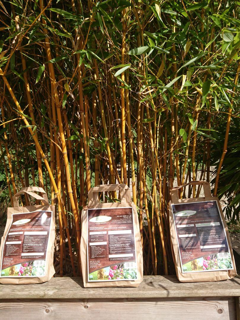 Pepiniere bacs jardinieres barrieres anti rhizomes Bretagne - Produits à la vente
